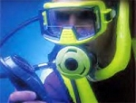 Press On Dive Mask Lenses by 3M