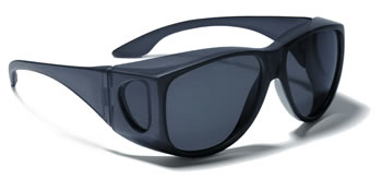 Solar Shield Sunglasses  solar shield classic fits over sunglasses 5 1 4 x 2