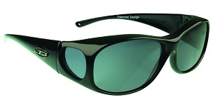 "Jonathan Paul Element  Fitovers Sunglasses 5 1/2"" x 1 3/4"""