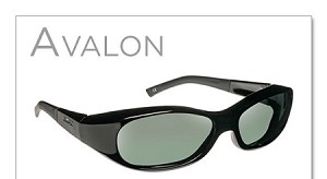 "Haven Avalon Fits Over Fits Over Sunglasses  5"" x 1 1/4"""