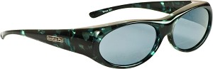 "Jonathan Paul Binya Fitovers Sunglasses 5 1/2"" x 1 1/2"""