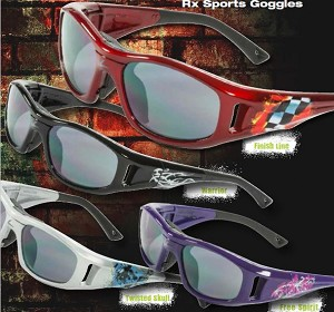 C2 Unleashed Rx Sport Goggles