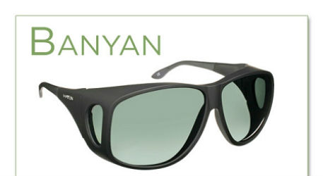 Haven Banyan Fits Over Sunglasses