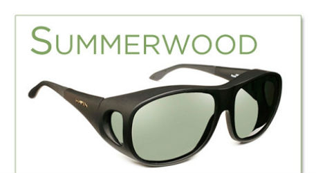 Haven Summerwood Fits over Sunglasses 5 3/8