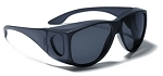 Solar Shield Classic Fits Over Sunglasses