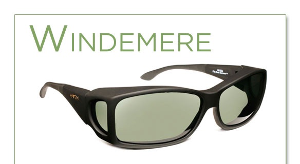 Haven Windemere Fits Over Sunglasses 5 1/4