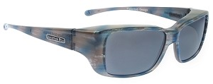 "Jonathan Paul Nowie Fitovers Sunglasses 5 1/2"" x 1 1/2"""