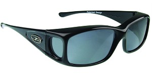 "Jonathan Paul Razor Fitovers Sunglasses 5 1/4"" x 1 1/2"""