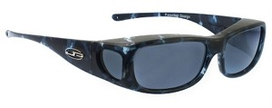 "Jonathan Paul Sabre Fitovers Sunglasses  5 3/4"" x 1 1/2"""