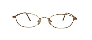 Multifocal Computer Reader Style 26T Titanium Frame Women's medium