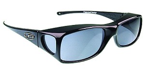 "Jonathan Paul Aria Fitovers Sunglasses 5 1/2"" x 1 1/2"""