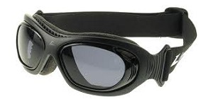 Ski Goggle with Integrated Prescription Lens