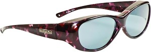 "Jonathan Paul Kiata Fitovers Sunglasses 5 1/2"" x 1 1/2"""