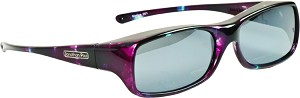 "Jonathan Paul Mooya Fitovers Sunglasses 5 1/2"" x 1 1/2"""