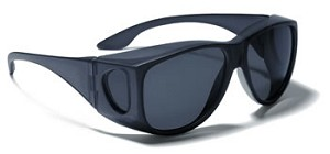 Solar Shield Classic Fits Over Sunglasses 138 x 50mm